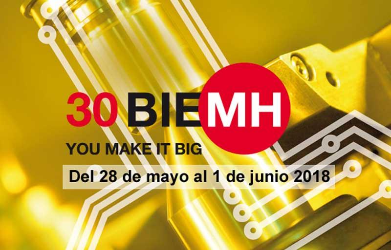 La Bienal de Máquina Herramienta 2018