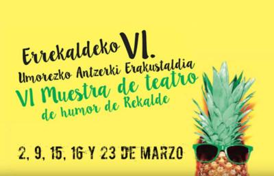 Teatro de Humor de Rekalde 2018