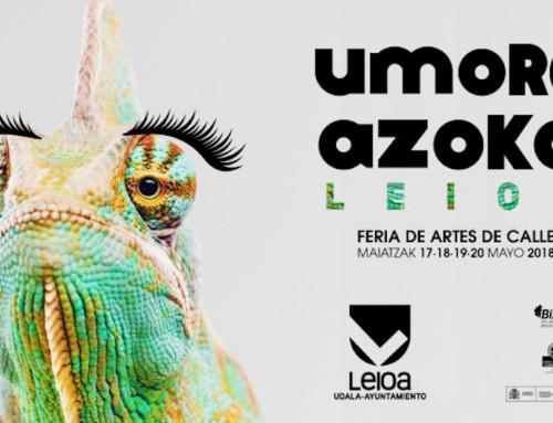 Umore Azoka 2018 – del 17 al 20 de mayo