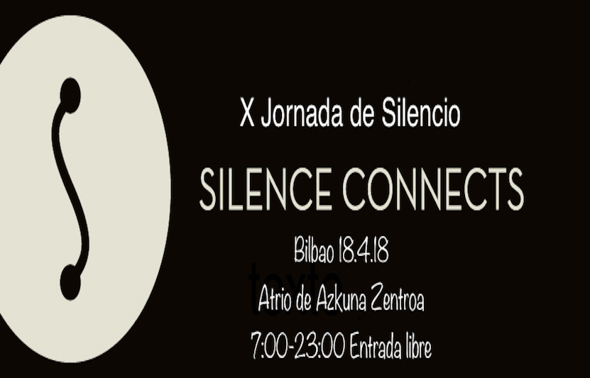 Jornada de silencio Azkuna