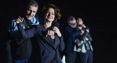 Función de teatro en el Arriaga: An und aus