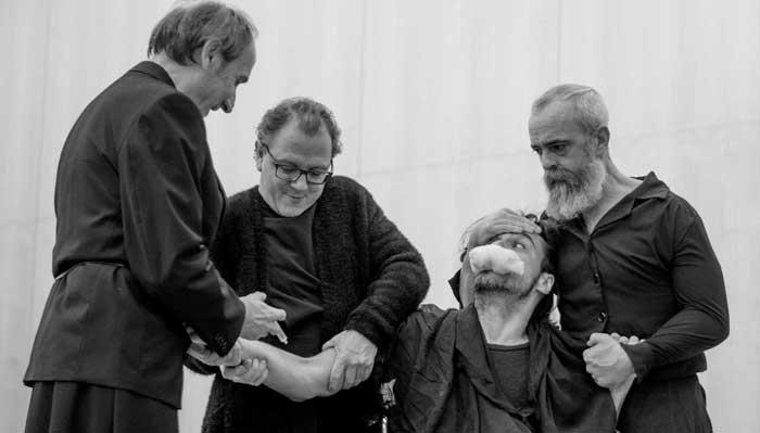 Teatro en Bilbao: Esto no es la casa de Bernarda Alba