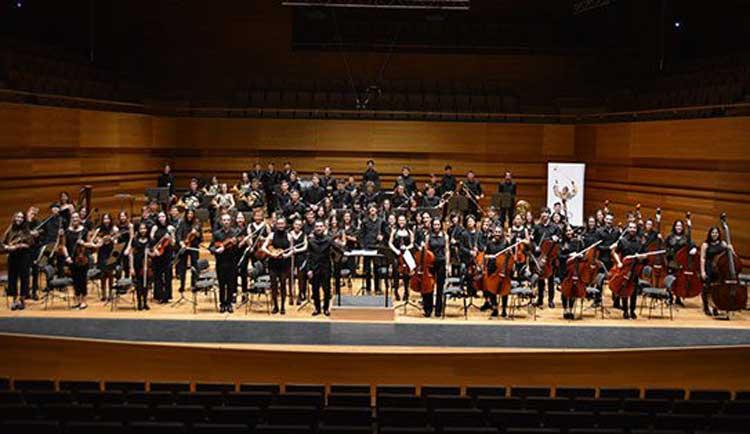 Concierto de piano de Mendelssohn & 5ª Sinfonía de Shostakovich