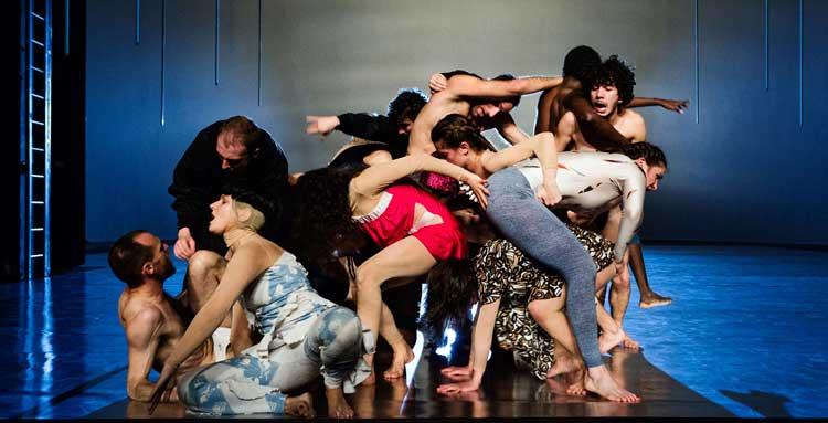 Danza en Bilbao: Museé de la Danse: 10.000 gestes