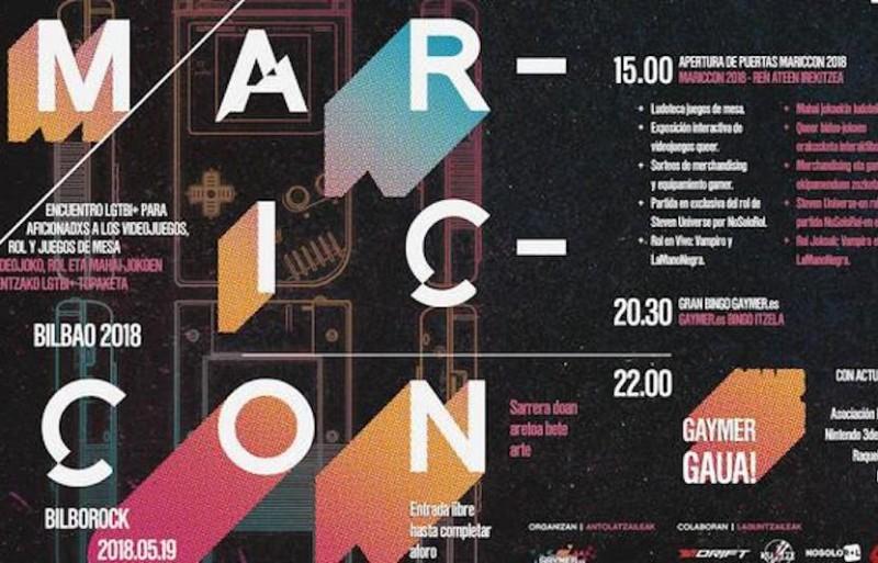 MaricCon 2018