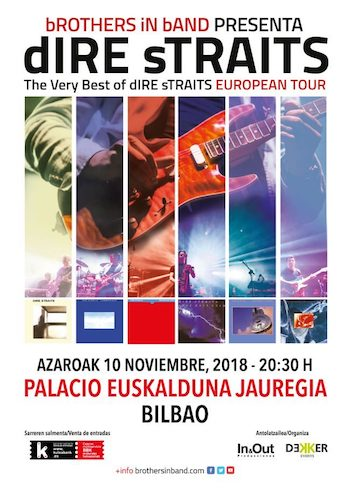 Dire Straits (tributo) - 10 de noviembre
