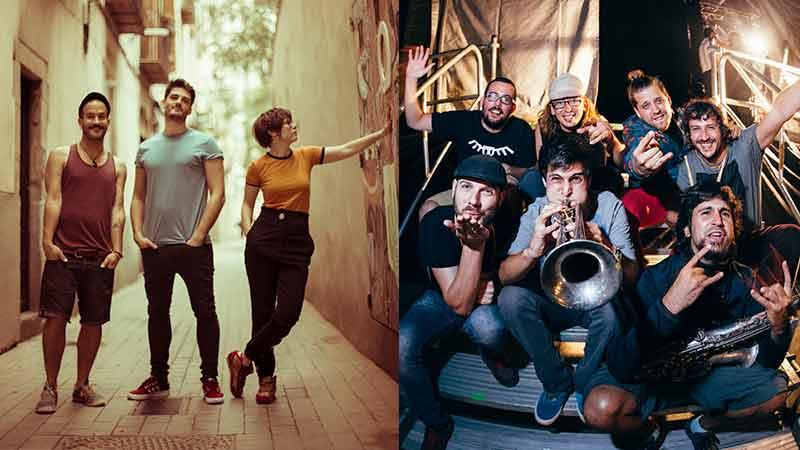 Els Catarres + Buhos - 15 de junio