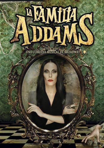 La Familia Addams - del 16 de agosto al 2 de septiembre