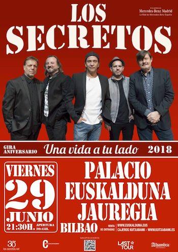 Los Secretos - 29 de junio