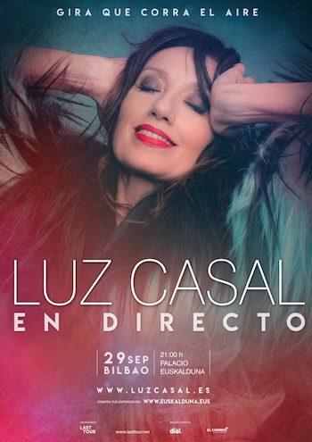 Luz Casal - 29 de septiembre
