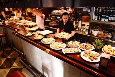 Bar Monty en Bilbao