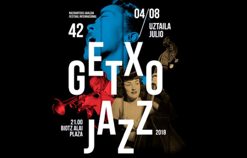 Festival de Jazz de Getxo - del 4 al 8 de julio