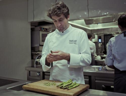 """Josean Alija: """"La gastronomía de Bizkaia despierta admiración"""""""