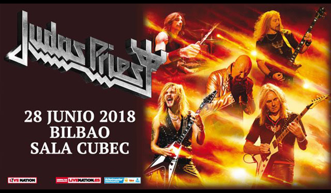 Judas Priest - 28 de junio