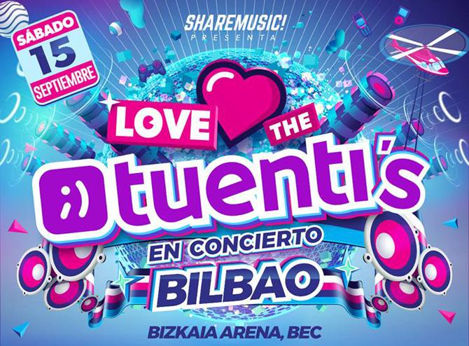 Love the Tuentis - 15 de septiembre