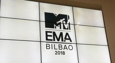 MTV EMA - 4 de noviembre