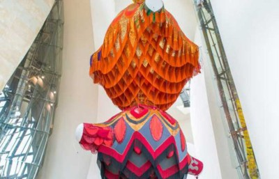 Joana Vasconcelos en el Guggenheim