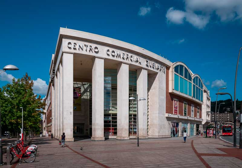 Centro Comercial en Bilbao