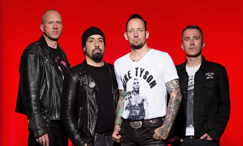 Volbeat en Bilbao