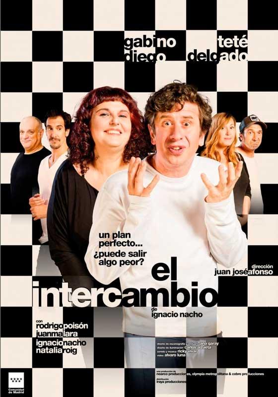 Teatro El intercambio en Bilbao