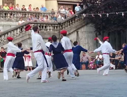 Fiestas populares que se celebran en Bizkaia a lo largo del verano