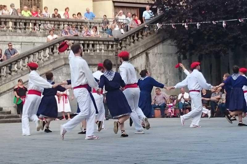 Fiestas populares en Bizkaia