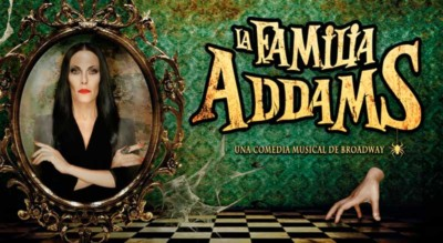 La Familia Addams - El Musical en Bilbao
