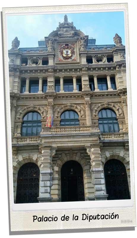Palacio de la Diputación de Bilbao