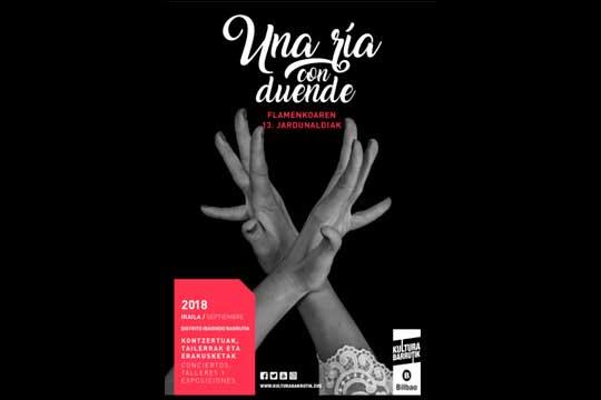 Espectáculo de Flamenco en Bilbao - Un Ría con Duende 2018