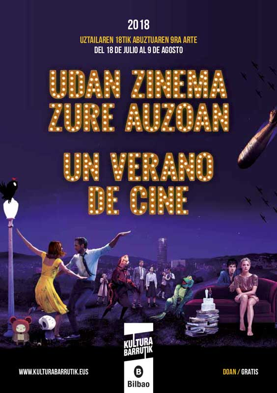Un Verano de Cine en Bilbao