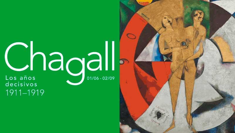 Exposición Chagall - Guggenheim Bilbao