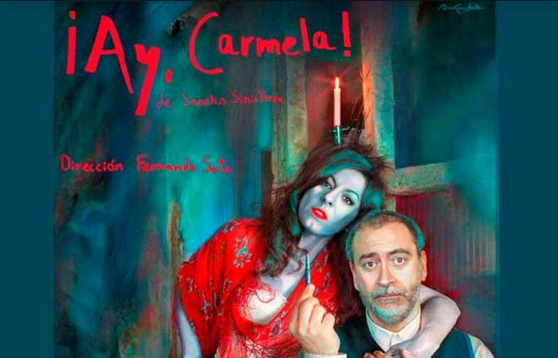 Teatro ¡Ay, Carmela! en Bilbao