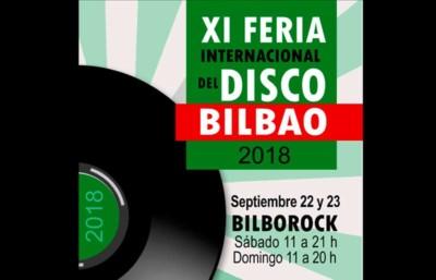 Feria Intenacional del Disco de Bilbao 2018