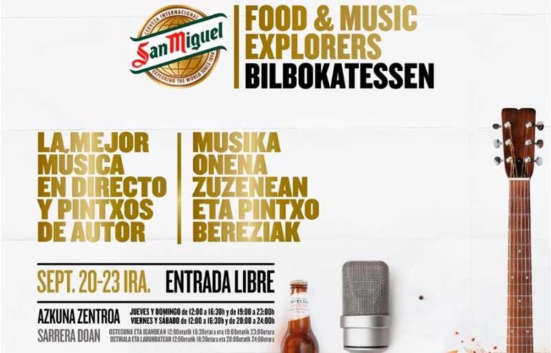 Food Explores Bilbokatessen 2018
