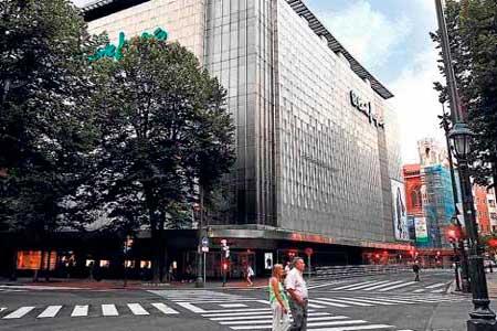 Gran Vía - El Corte Inglés de Bilbao