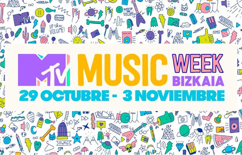 MTV Music Week Bizkaia - 2018