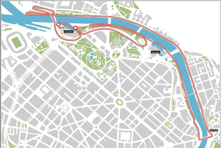 Recurrido Carrera Empresas Bilbao
