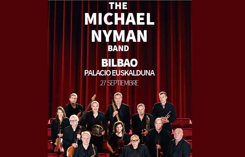 The Michael Nyman Band en Bilbao