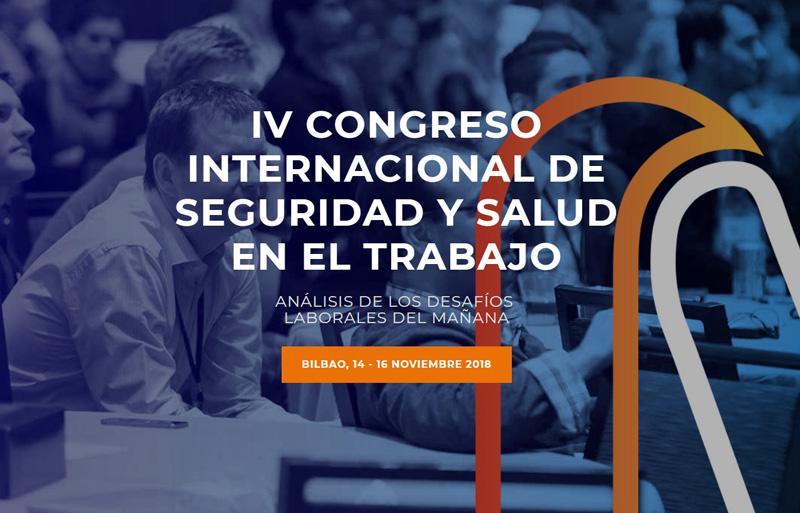 Congreso internacional de seguridad y salud en el trabajo