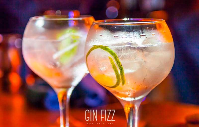 Gin Fizz Bilbao