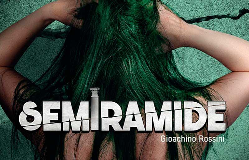 Ópera Semiramide 2019