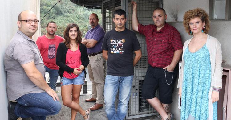 Grupo de folk vasco