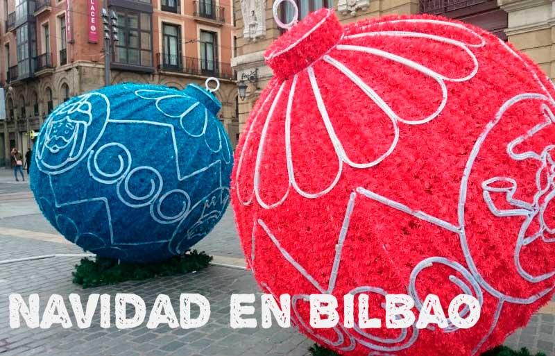 Planes Navidad Bilbao 2018