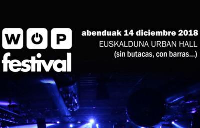 WOP Festival 2018 Bilbao
