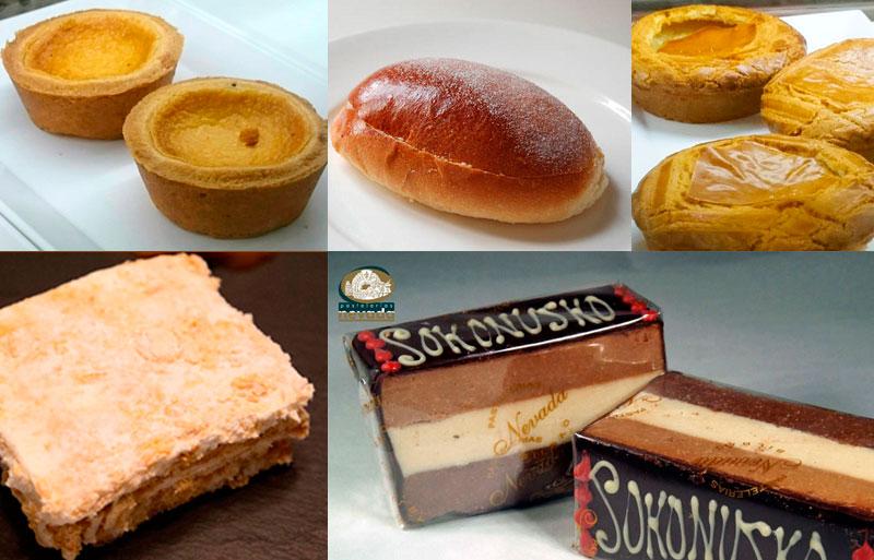 Dulces tradicionales de Bilbao