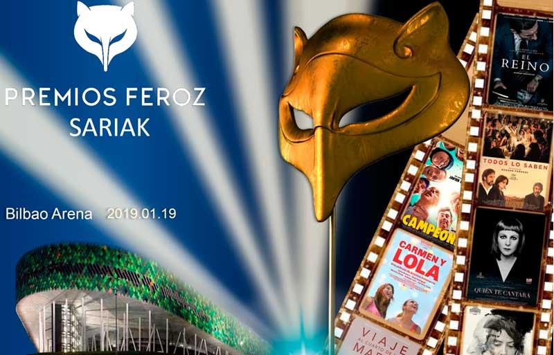 Premios Feroz 2019 Bilbao
