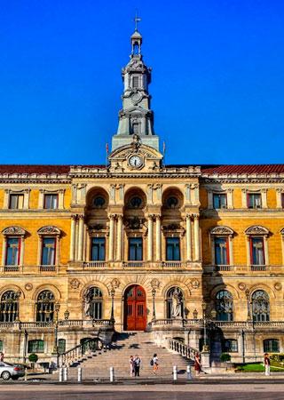 Ayuntamiento de Bilbao visitas gratis