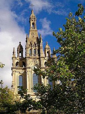 Basílica de Begoña Bilbao visitas gratis