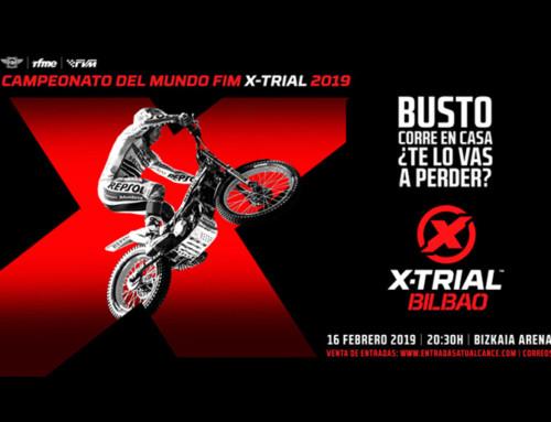 Acrobacias increíbles en Bilbao con el Campeonato del mundo de x-trial 2019 en el BEC