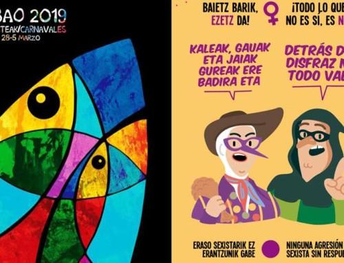 Carnaval 2019 en Bilbao